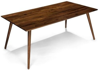 Article Seno Dining Table For 6 Walnut