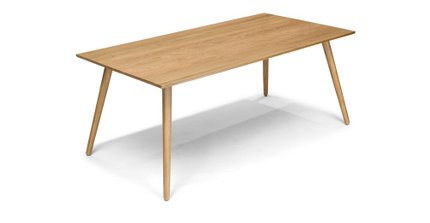 Seno Dining Table For 6 Oak