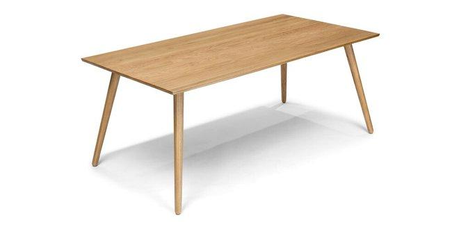 Seno Dining Table For 6 Oak
