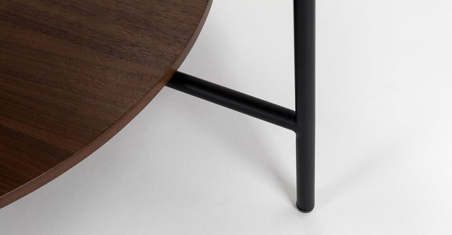 Vitri Scandinavian style Coffee Table glass