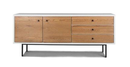 """Bios 71"""" Sideboard Oak"""