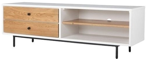 "Article Bios 63"" TV/Media Unit Oak"