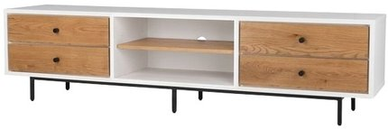 "Article Bios 78"" TV/Media Unit Oak"