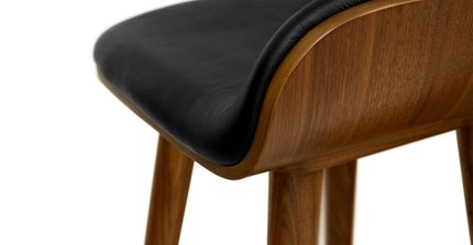 Sede Mid Century Modern Counter Stool Black