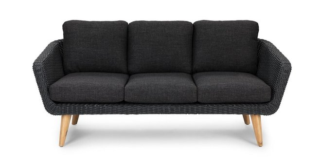 Ora Outdoor Sofa Gray