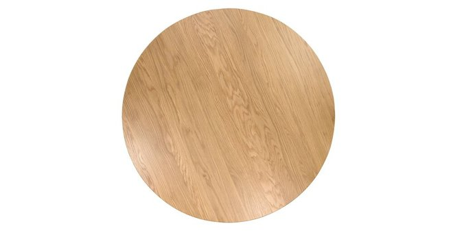 Article Seno Round Dining Table Oak