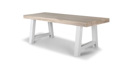 Tavola Dining Table For 6 Driftwood Gray