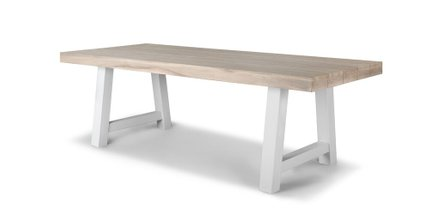 Tavola Dining Table For 8 Driftwood Gray