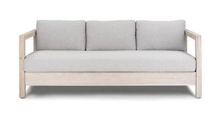 Arca Outdoor Sofa Gray