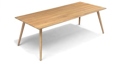 Seno Dining Table For 8 Oak