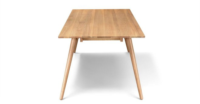 Article Seno Dining Table For 8 Oak