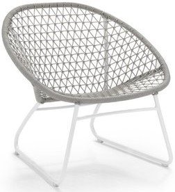 Article Bene Outdoor Lounge Chair Stone Gray