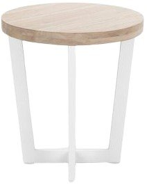 Article Toba Side Table Driftwood Gray