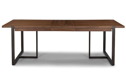 Oscuro Extendable Dining Table Walnut