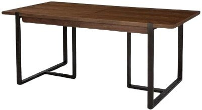 Article Oscuro Extendable Dining Table Walnut