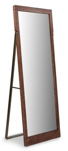 Article Bella Mirror Light Walnut