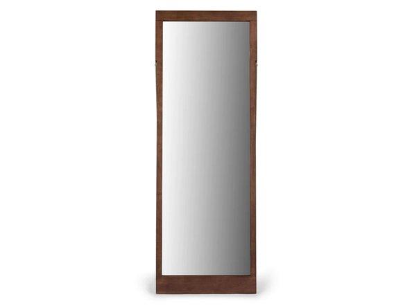 Article Bella Mirror Light Walnut