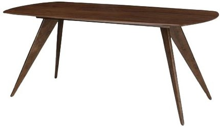 Article Olea Dining Table Walnut