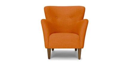 Happy Armchair Orange