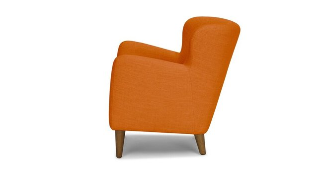 Happy Armchair Orange