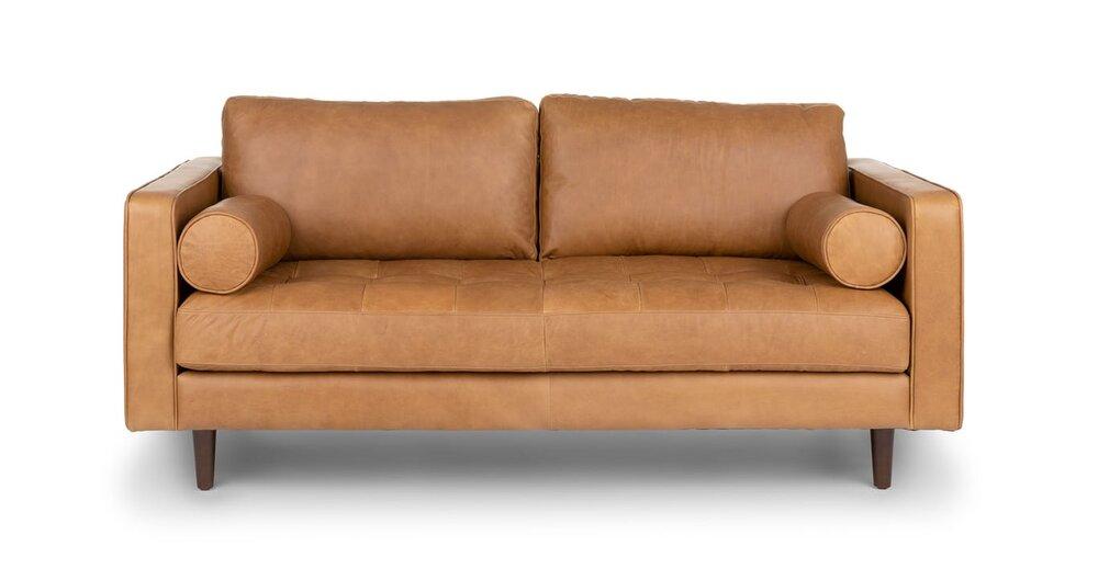 Article Sven Mid-Century Modern Sofa Tan