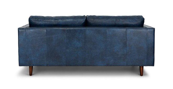 Sven Mid-Century Modern Sofa Oxford Blue