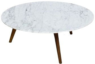 Article Mara Coffee Table Walnut