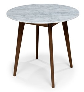 Mara Cafe Table Walnut