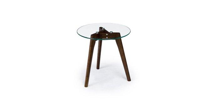 Article Clarus Side Table Walnut