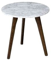 Article Mara Side Table Walnut
