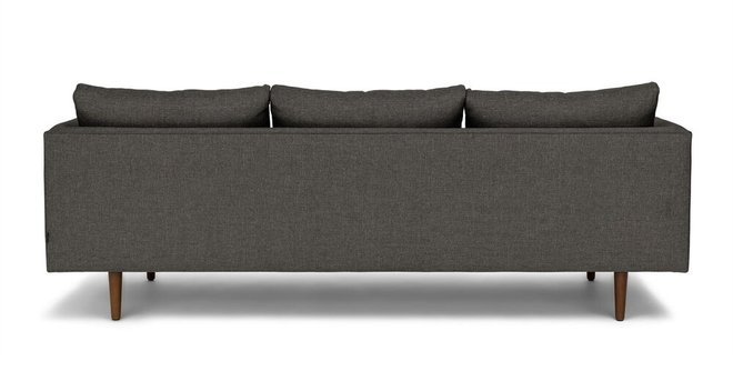 Burrard Mid-Century Modern Graphite Gray