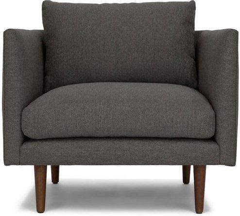 Article Burrard Lounge Chair Graphite Gray