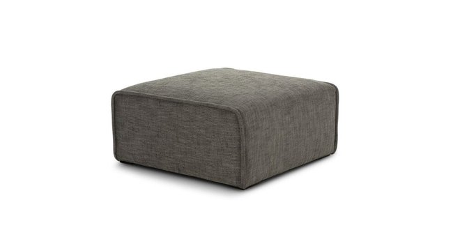 Article Carbon Modern Ottoman Mineral Taupe