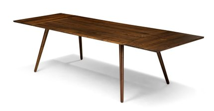 Article Seno Extendable Dining Table Walnut
