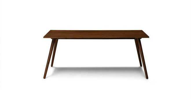 Seno Dining Table Extendable Walnut