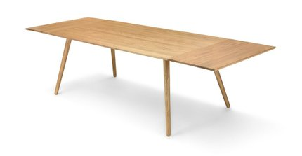 Seno Dining Table Extendable Oak