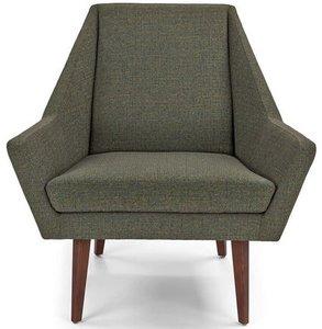Article Angle Armchair Hemlock Green