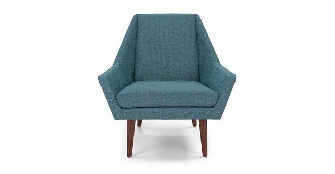 Article Angle Armchair Andaman Blue