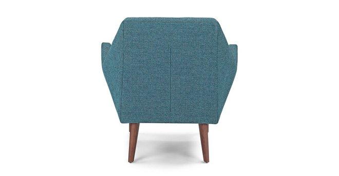Angle Armchair Andaman Blue