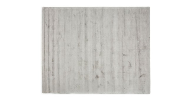 Crush Rug 8 X 10 Dove Gray