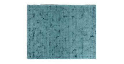 Crush Rug 8 X 10 Pond Aqua