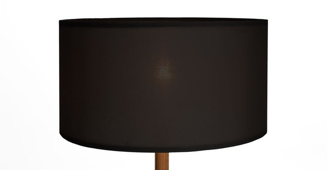 Article Stilt Floor Lamp Black