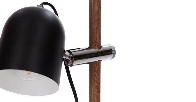 Mast Floor Lamp Walnut