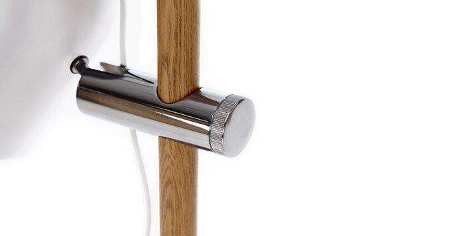 Mast Floor Lamp Oak