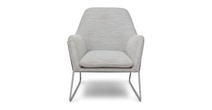 Forma Armchair Galaxy Gray