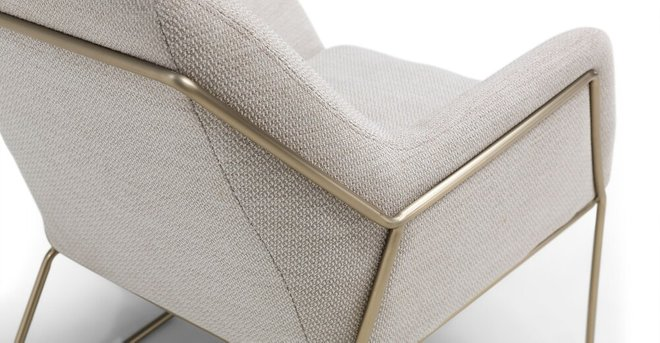 Forma Armchair Milkyway Ivory