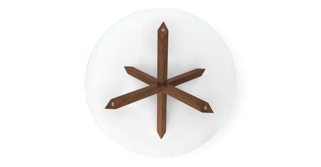 Trina Dining Table Walnut