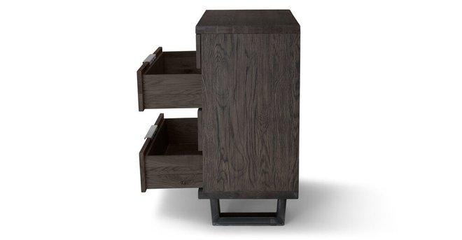 Taiga 4 Drawer Dresser Smoke