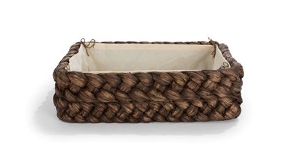 Tress Contemporary Tray Brown