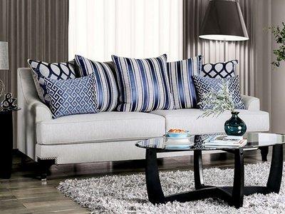 Sisseton Sofa Light Gray